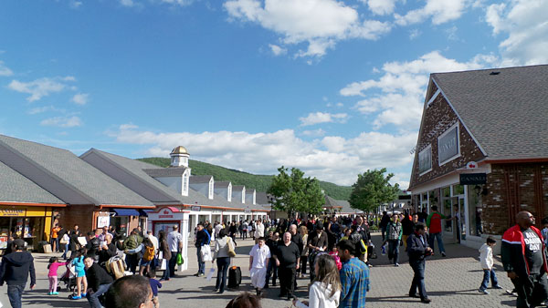 Compras en Woodbury Common Premium Outlets